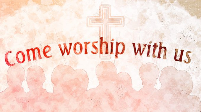 Sunday Service – 18th August 10.30am