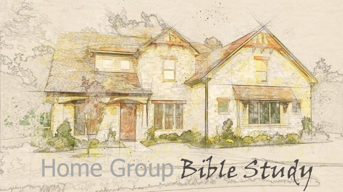 Ridgeway Community Church | Home Group Bible Study
