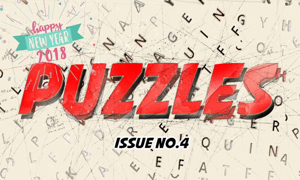 Puzzles Issue No 4