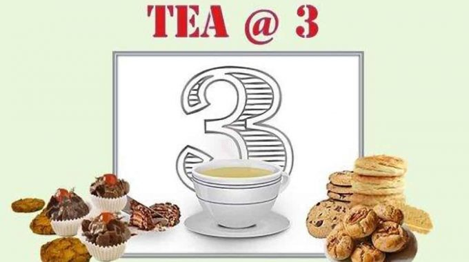 Tea At Three