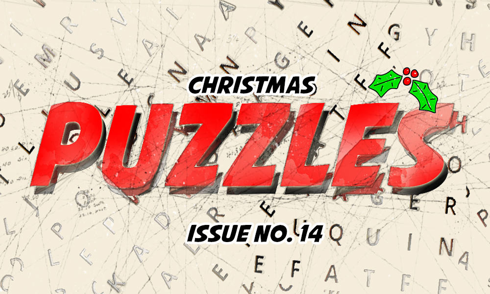 Puzzles Issue No 14 Christmas