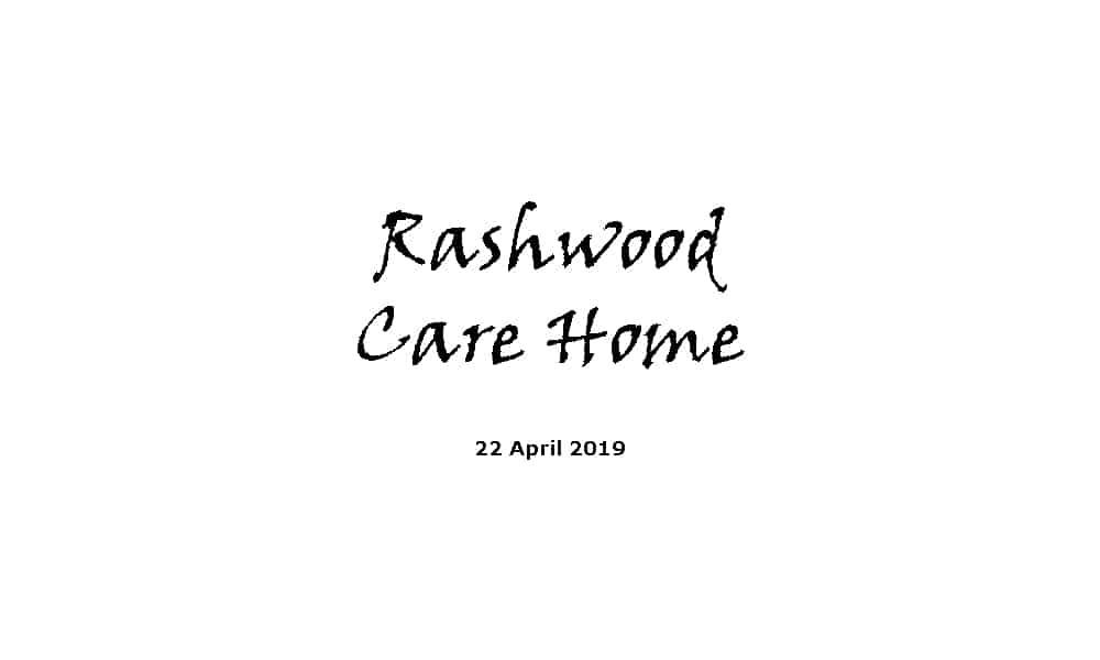 Rashwood - 22-4-19