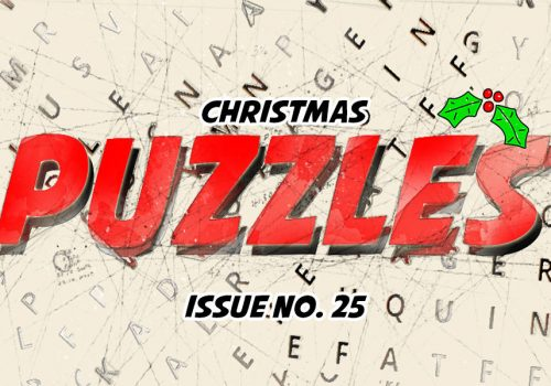 Puzzles Issue No 25 Christmas