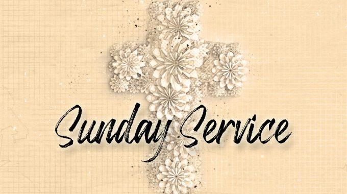 Ridgeway Community Church Sunday Service
