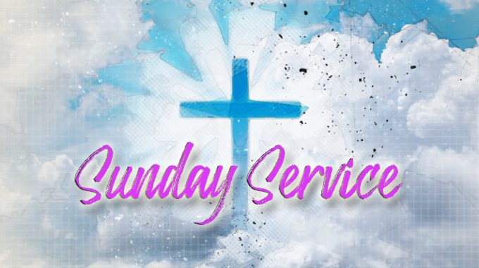 Online Service – Sunday 24th May