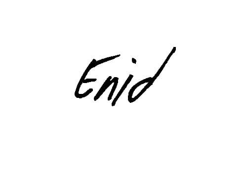 Enid's Testimony
