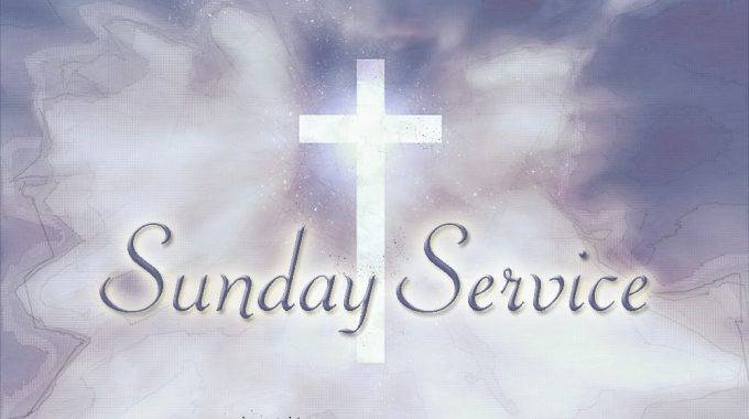 Sunday Service – 8th March 10.30am