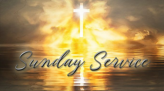 Sunday Service – 22nd March 10.30am