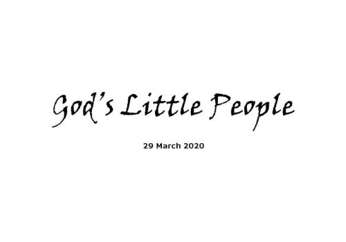 God's Little People