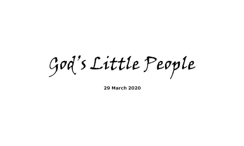 God's Little People