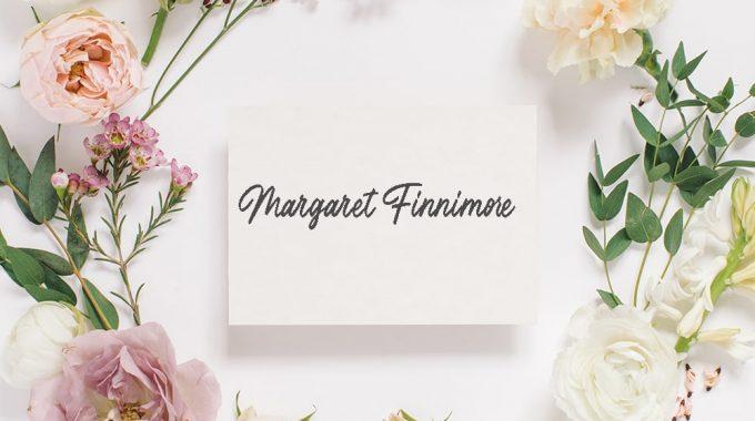 The Funeral Of Margaret Finnimore