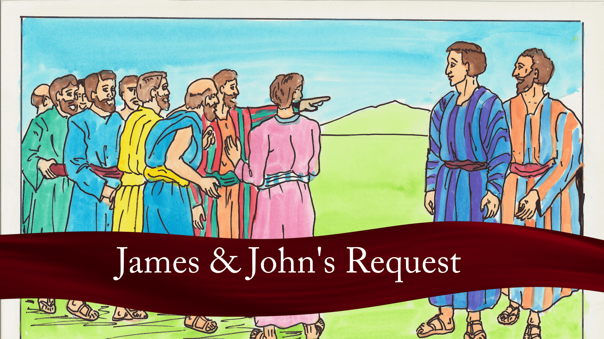 James & John's Request