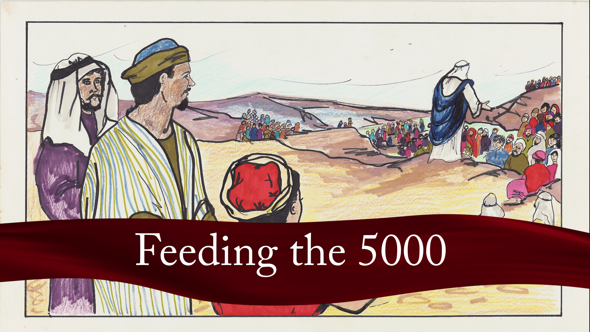 The Storyteller - Feeding the 5000