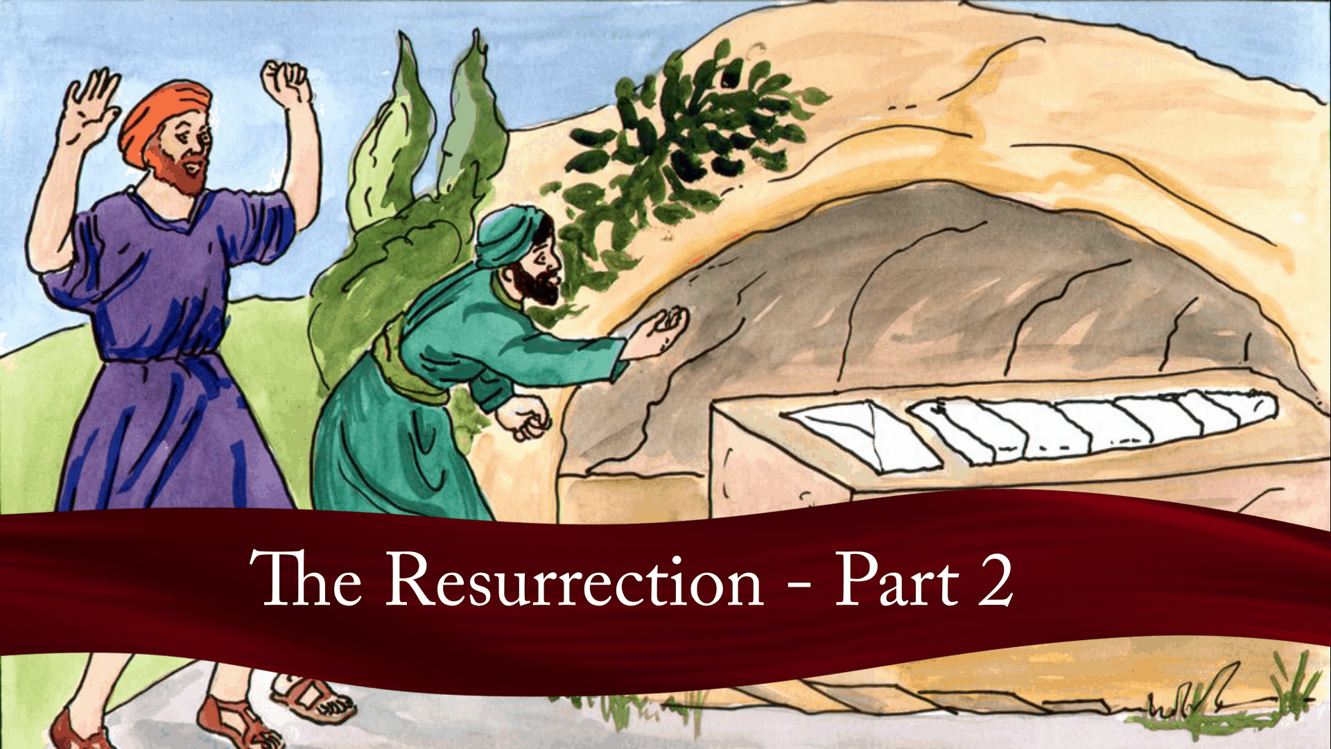 The Storyteller - The Resurrection Part II