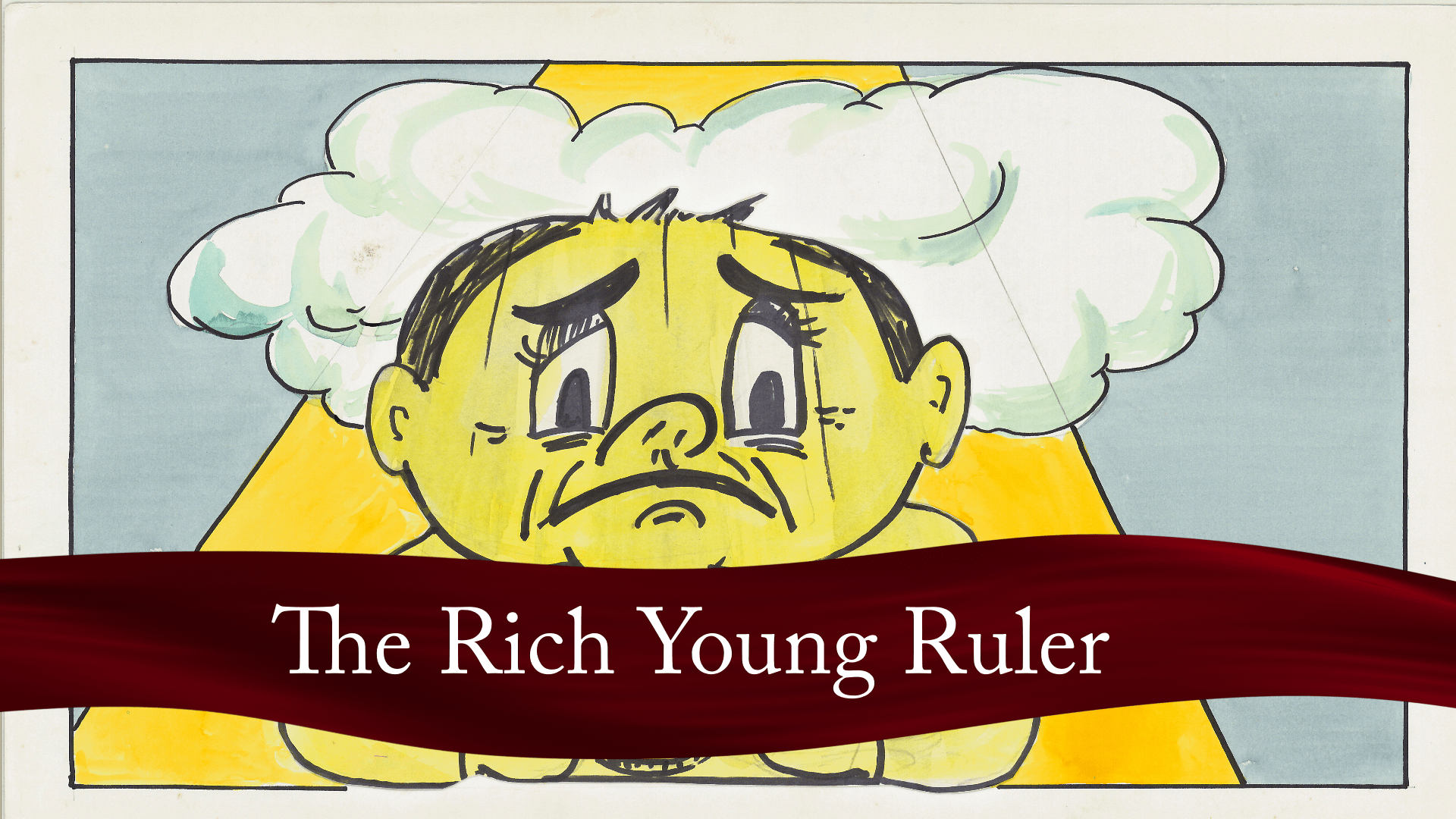The Storyteller - The Rich Young Ruler