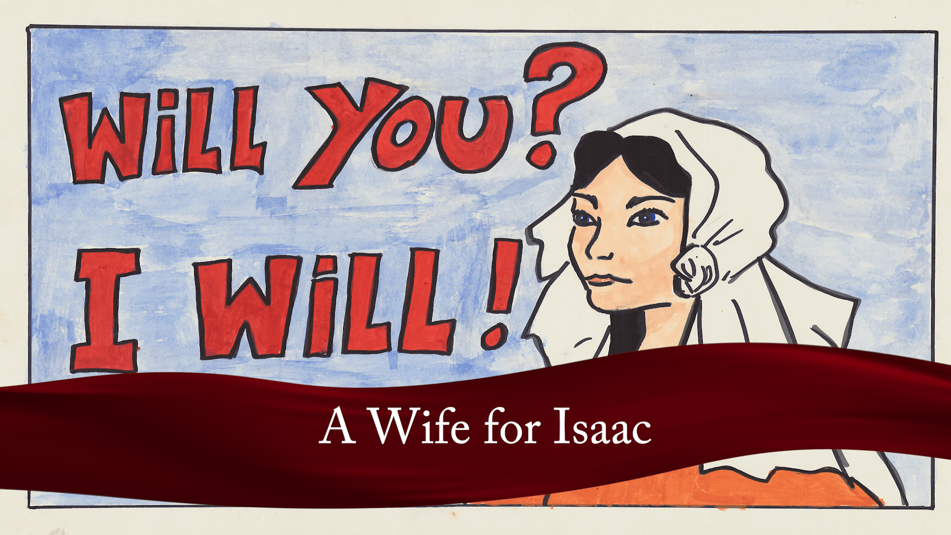 A wife for Isaac