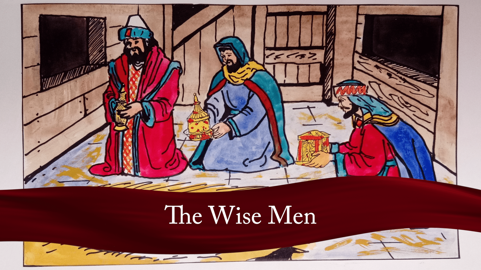 Christmas - The Wise Men