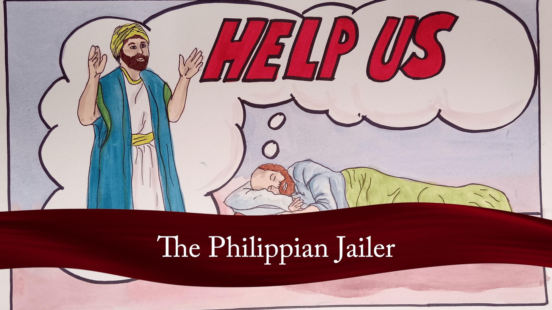 Philippian Jailer