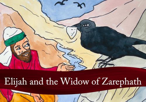Elijah And The Widow Of Zarephath